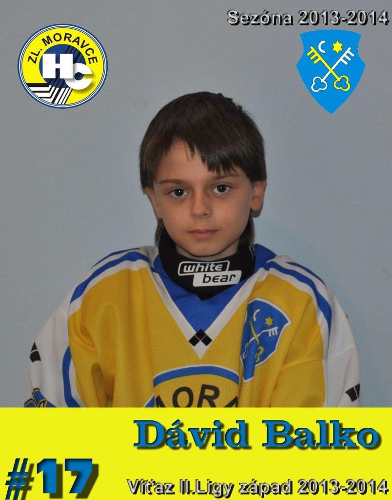 T-Balko Dávid 17