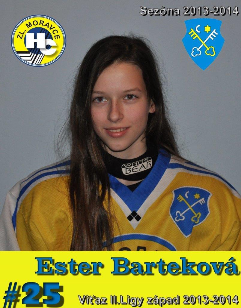 T-Barteková Ester 25