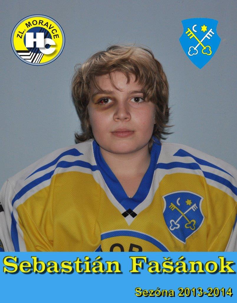 T-Fašánok Sebastián
