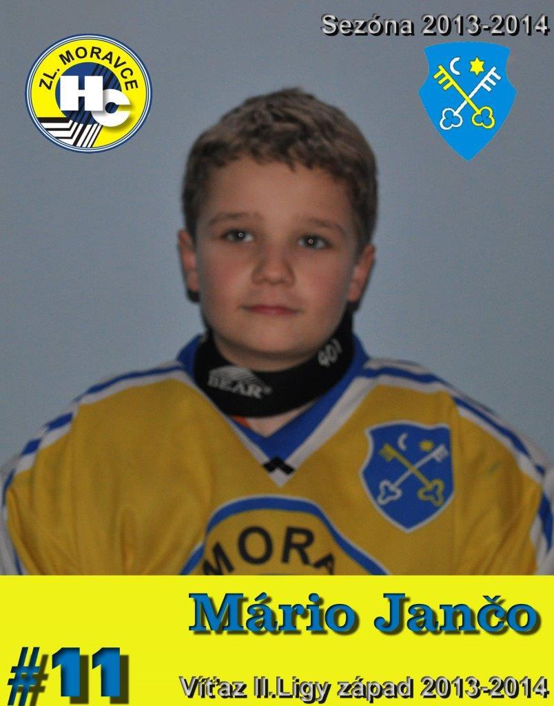 T-Jančo Mário 11