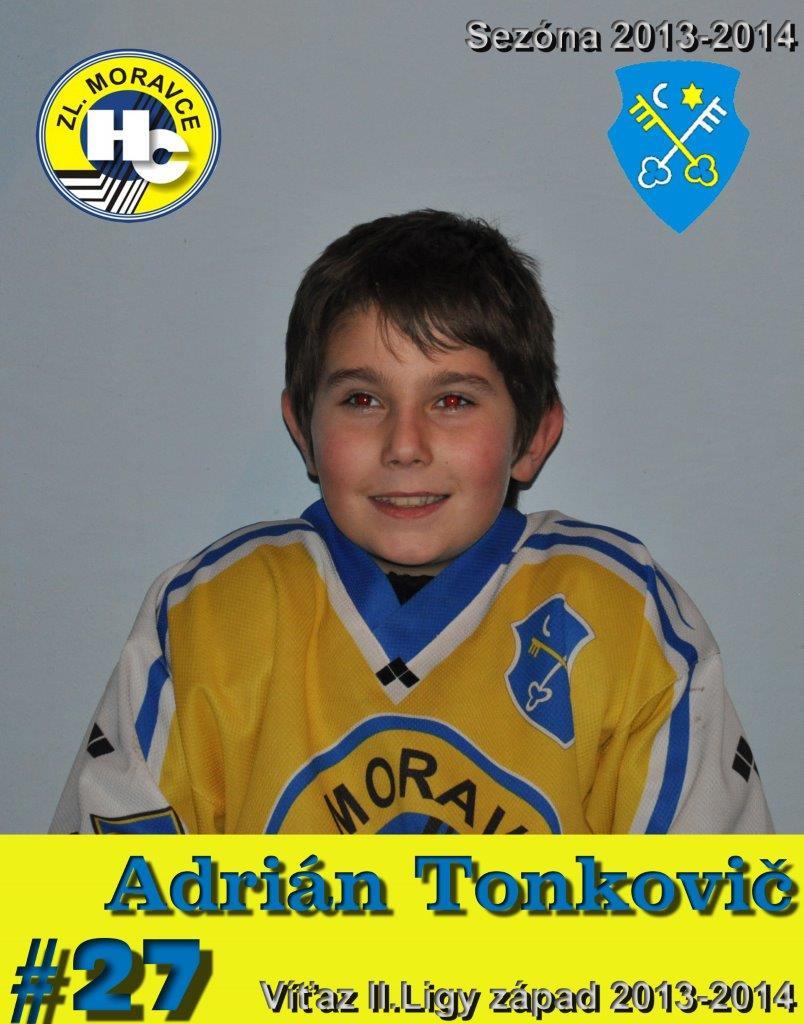T-Tonkovič Adrián 27